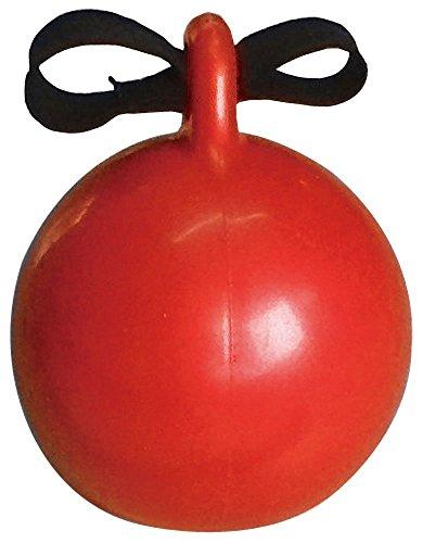 UNIX(ユニックス) フィットネス エクササイズ インターバルトレーニング クラスプトレーニングボール ハードタイプ 直径75mm 重量350g BX85-55