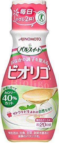 [トクホ] 味の素 パルスイート ビオリゴ 270g×10本