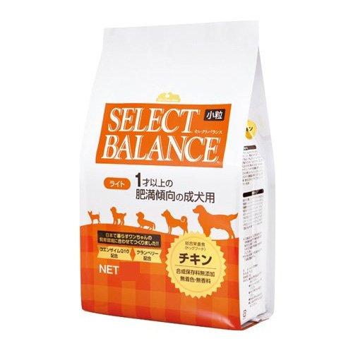 リニューアル  セレクトバランス  ライト チキン小粒3kg セレクトバランス 犬フード 上記以外