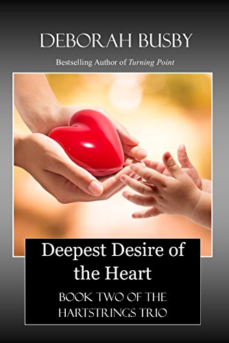 Deepest Desire of the Heart: Book Two of the Hartstrings Trio (English Edition)