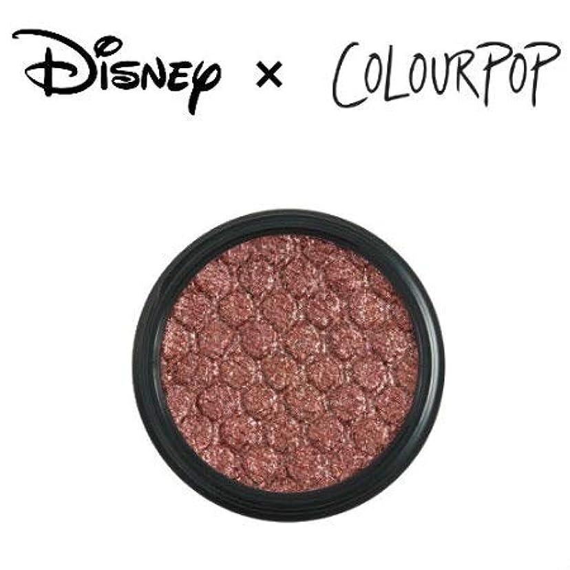 性能単なる薬カラーポップ COLOURPOP x DISNEY ディズニー プリンセス アイシャドウ ALMOST THERE(ディープブロンズ)