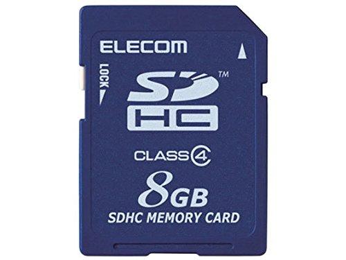 エレコム データ復旧SDHCカード/Class4/8GB/法...