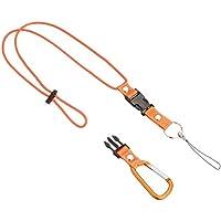LOAS ネックストラップ コンパクト用L オレンジ DCA-035DD