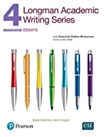 Longman Academic Writing Series 4 (5E) Student Book with Essential Online Resource