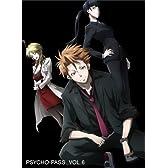 PSYCHO-PASS サイコパス VOL.6 (初回生産限定版/2枚組)【Blu-ray】