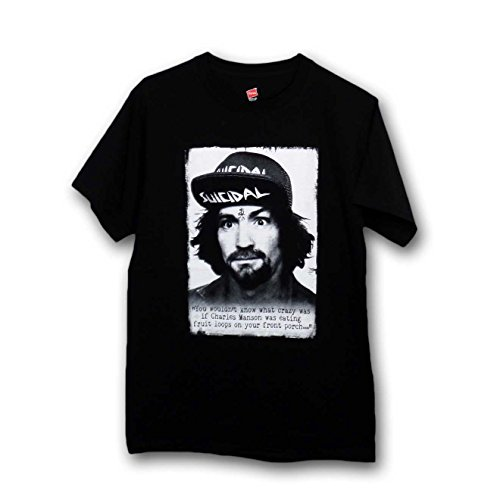 Suicidal Tendencies バンドTシャツ Charlie M