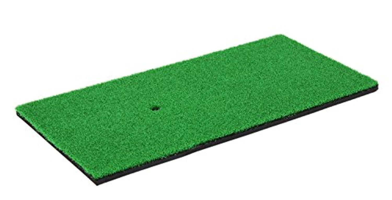 GolfStyle ゴルフ 練習 マット スイング 30×60cm 単品