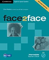 face2face for Spanish Speakers Pre-intermediate Teacher's Book with DVD-ROM
