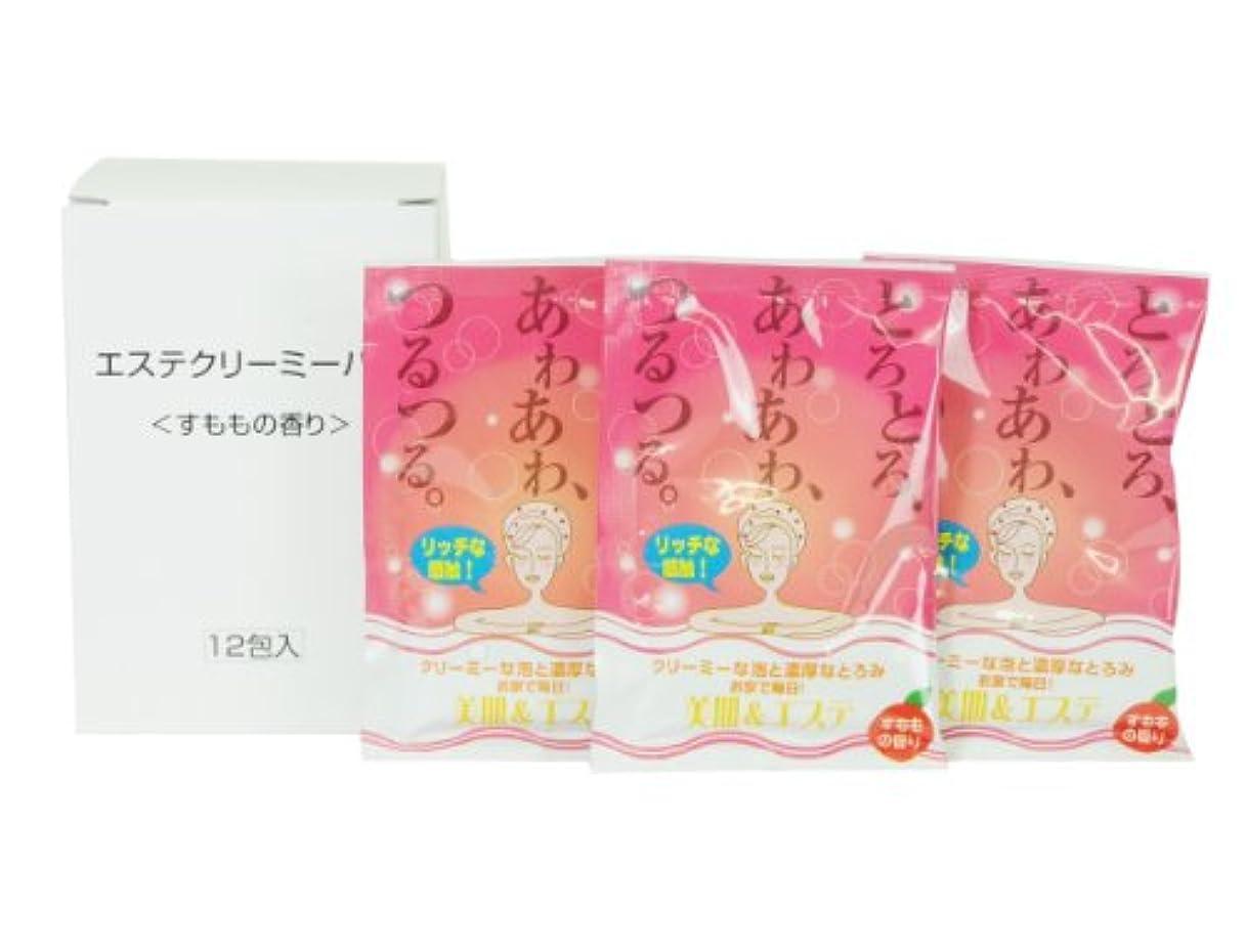 アトム税金ブレス【業務用】エステクリーミーバス すももの香り 12個組