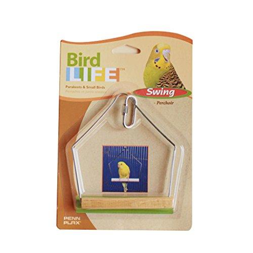 [해외]QZSKY 스도 나무 그네 새 장난감 그네 그네 바도토이/QZSKY Sudo wooden blanco bird Toy swing blunt bird toy