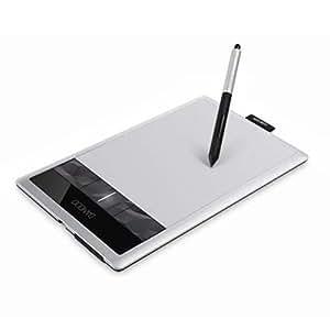 Wacom  ペンタブレット Sサイズ シルバー フォトショップエレメンツ&ペインターエッセンシャル付属 Bamboo Fun CTH-470/S4