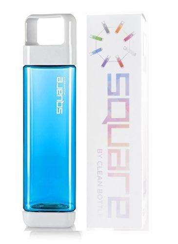 Clean Bottle スクエア型 ウォーターボトル