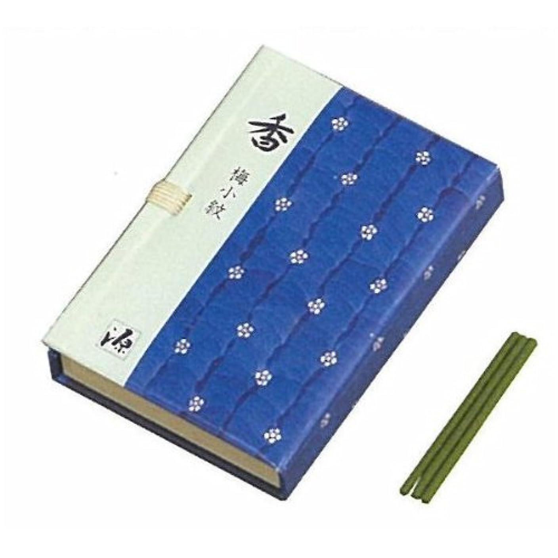 神社潤滑するピル香 梅小紋 スティック45本入