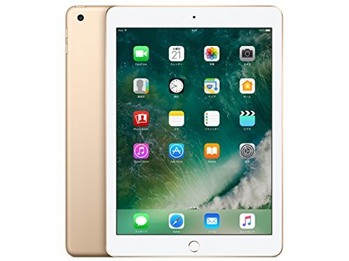 Apple iPad Wi-Fi 32GB ゴールド 2017...