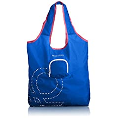 [ベネトン] BENETTON Pocketable Eco Bag 4BE2145J4 Blue 72 (ブルー)