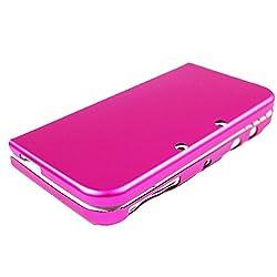 HIROMARUjp New ニンテンドー 3DS LL 用 プロテクトカバー ピンク