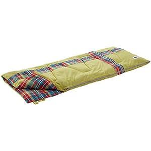 ロゴス 寝袋 丸洗い寝袋ホットチェッカー・2 抗菌・防臭 [最低使用温度2度] 72600710