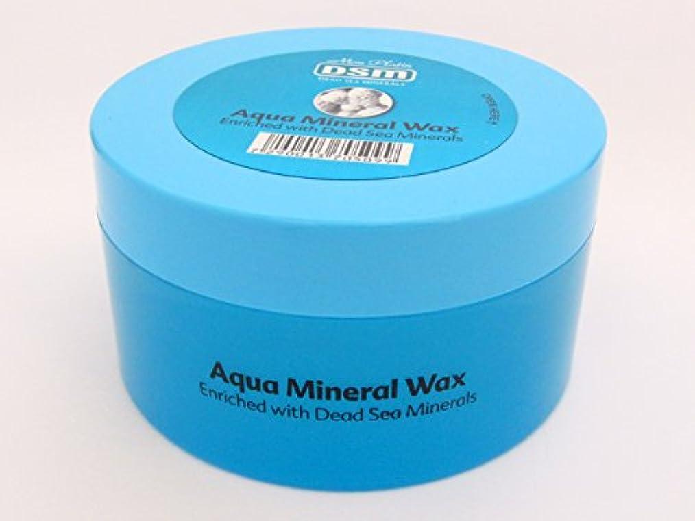 希望に満ちたバブル危険を冒します液状ミネラルワックス 280mL Mon Platin 死海ミネラル 整髪 全髪タイプ 天然 お手入れ 美容 イスラエル (Aqua Mineral Wax)