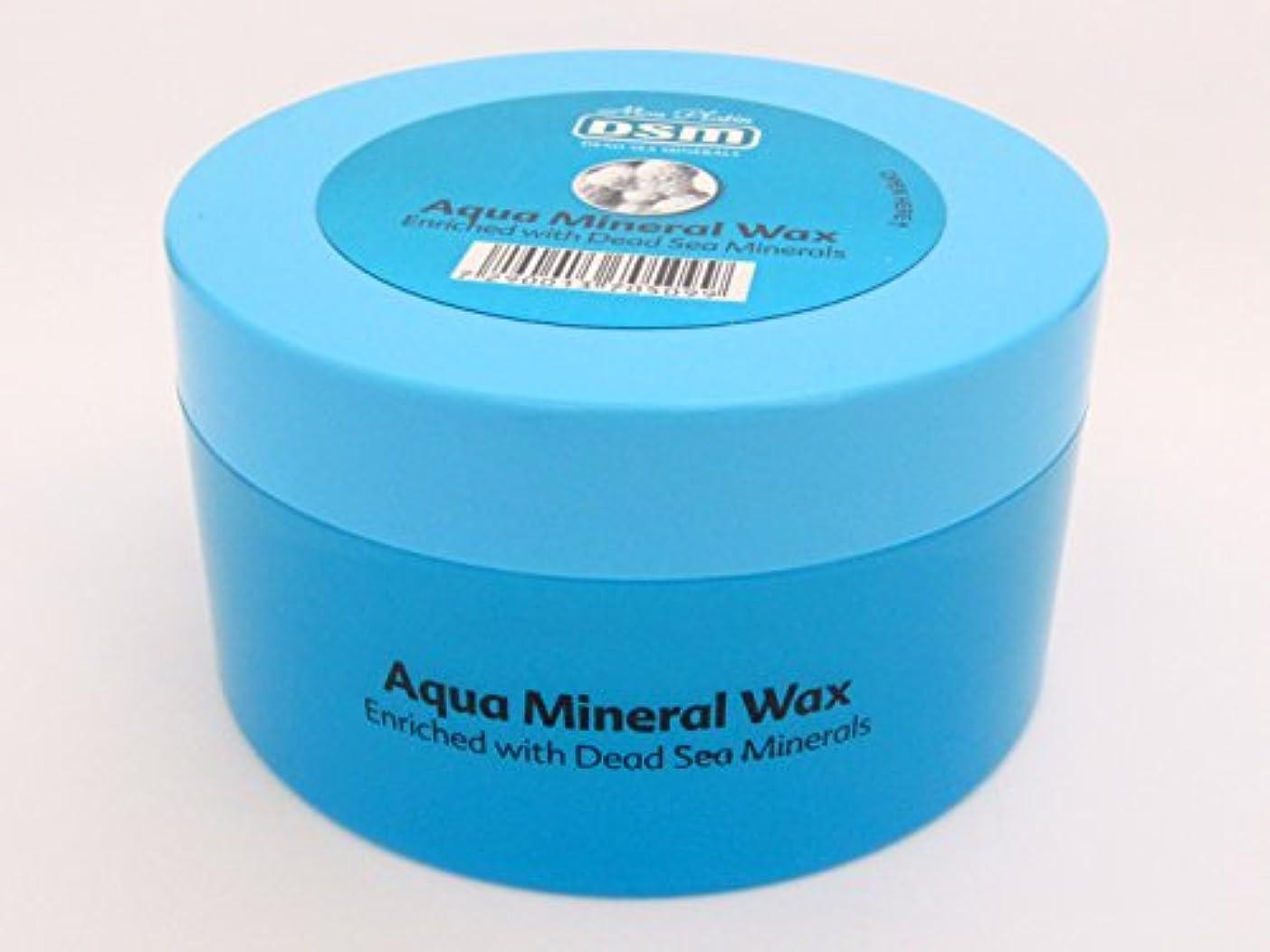 見かけ上部分的没頭する液状ミネラルワックス 280mL Mon Platin 死海ミネラル 整髪 全髪タイプ 天然 お手入れ 美容 イスラエル (Aqua Mineral Wax)