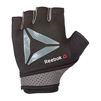 【Amazon.co.jp 限定】リーボック(Reebok) トレーニンググローブ トレーニンググローブ 【ブラック】 Sサイズ TKS91RB047 S
