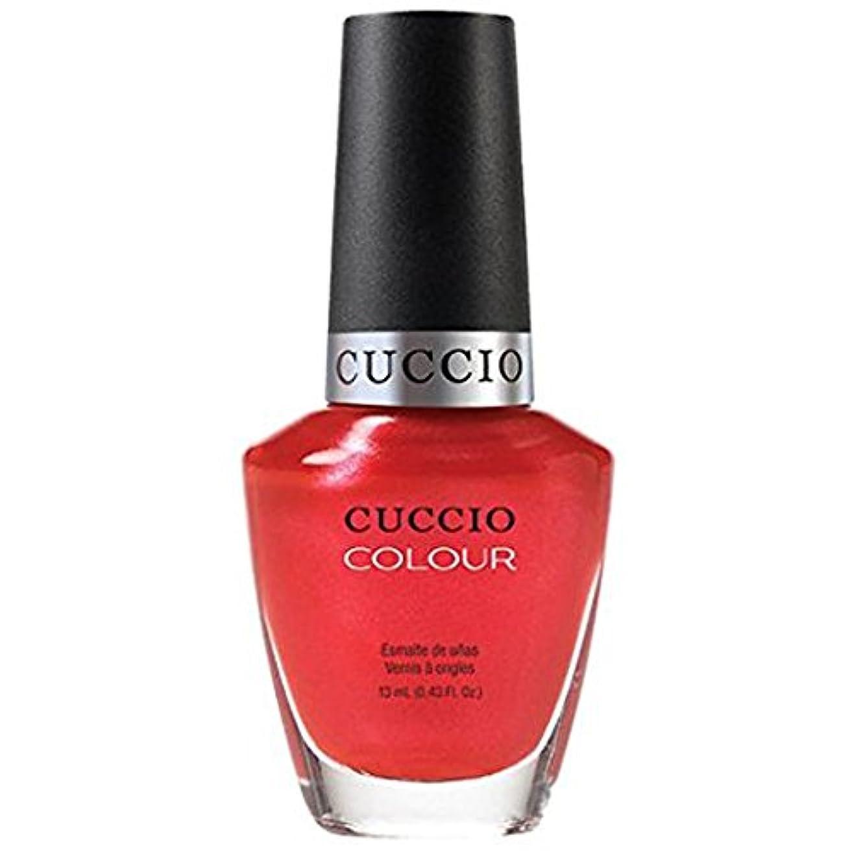 影響力のある例外まつげCuccio Colour Gloss Lacquer - Chakra - 0.43oz / 13ml