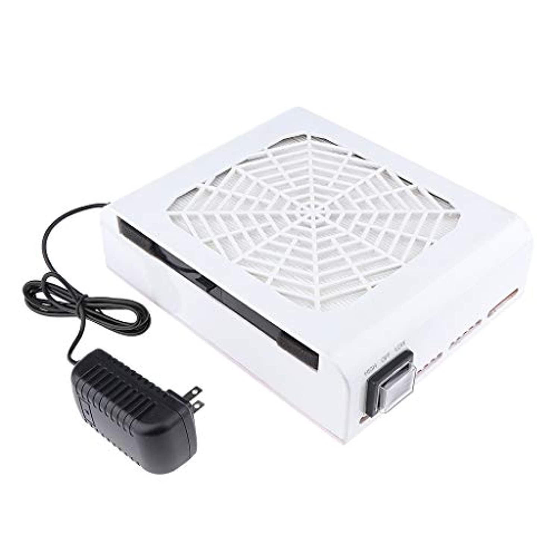 代わりに解放ペルソナB Baosity 48W ネイルダストコレクター ネイルアート ネイルダスト 電動 塵収集