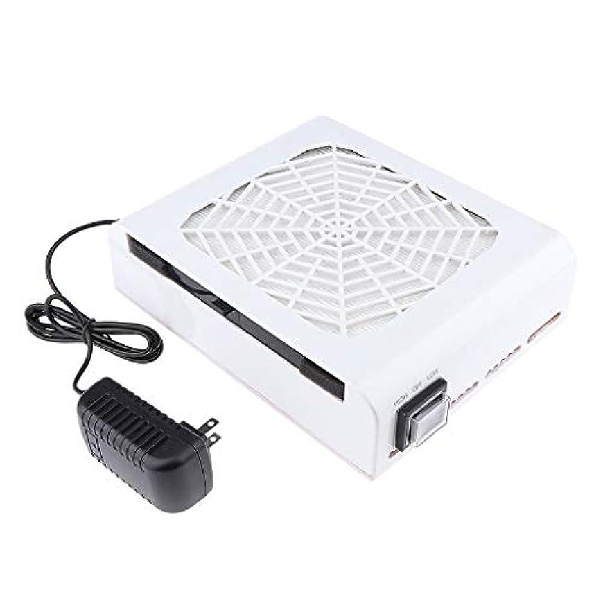 オフェンス安息ファランクスB Baosity 48W ネイルダストコレクター ネイルアート ネイルダスト 電動 塵収集