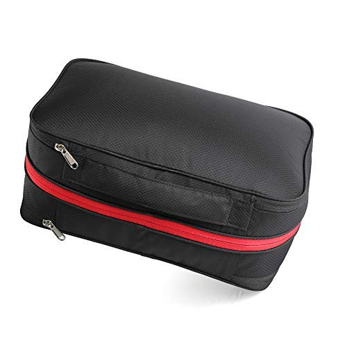 YIYU 便利旅行圧縮バッグ トラベル収納バッグ 簡単圧縮 防水素材 旅行圧縮 衣類仕分け 乾湿分離 出張 旅行 フィットネス 水泳 各種スポーツ 持ち運びが簡単 超大容量 15L 1年品質保証