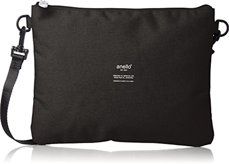 [アネロ] ショルダーバッグ 高密度杢調ポリサコッシュバッグ AT-B1715
