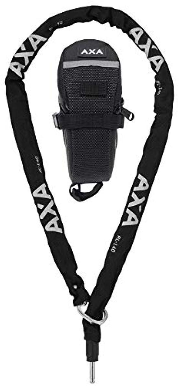 シンポジウム浮く観察するRLC Chaîne 140 cm long + poche pour serrure à cadre Axa Defender