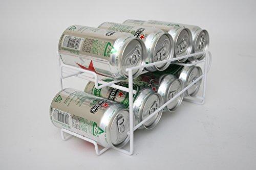8缶収納コロコロ缶ラック