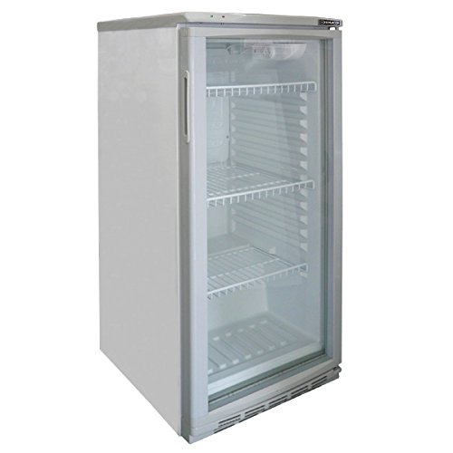レマコム 冷蔵ショーケース (100L)