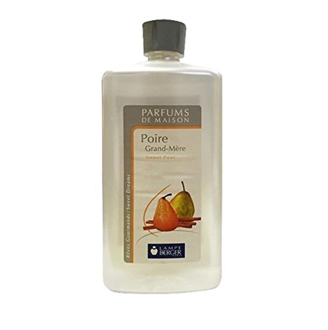 量で症状水素ランプベルジェオイル(洋ナシ)Poire Grand-mère / Sweet Pear