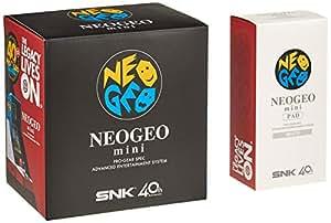 NEOGEO mini + NEOGEO mini PAD (白) セット