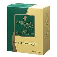 ハワイお土産 100%コナコーヒー ドリップパック