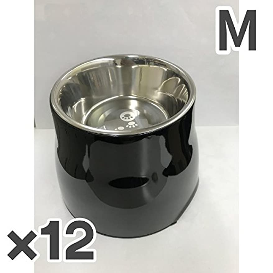 トムキャット [食器]ソリッドカラー ラウンドボウル M ブラック×12入