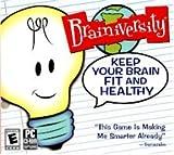 新しいBrighter Minds Brainiversity Keep Your Brainフィット脳トレーニングプログラムMentalパーソナルトレーナー