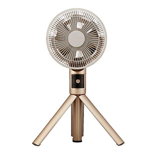 カモメファン 扇風機 リビングファン 20cm シャンパンゴ...