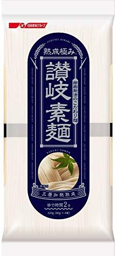 日清 熟成極み 讃岐素麺 320g ×4個