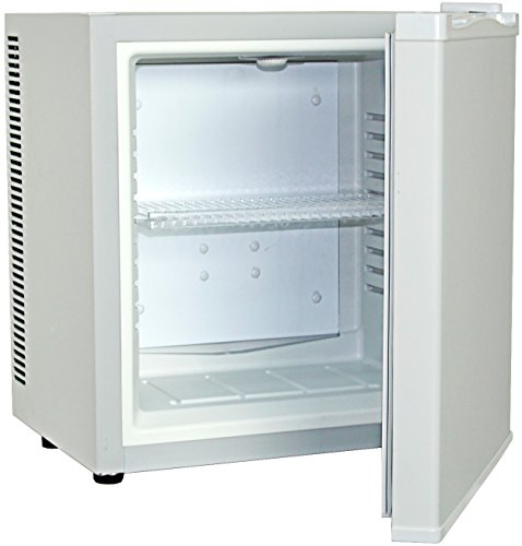 SunRuck (サンルック) 無音 無振動 1ドア電子冷蔵庫 冷庫さんcute 20L ペルチェ方式 右開き ホワイト SR-R2001W