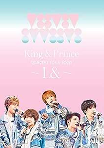 King & Prince CONCERT TOUR 2020 ~L&~(通常盤)(2Blu-Ray)[Blu-Ray]