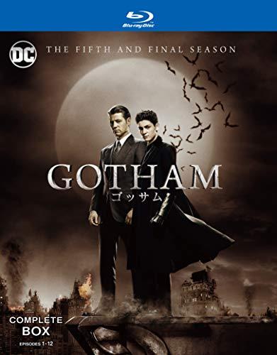 GOTHAM/ゴッサム  ファイナル・シーズン ブルーレイ コンプリート・ボックス(2枚組) [Blu-ray]