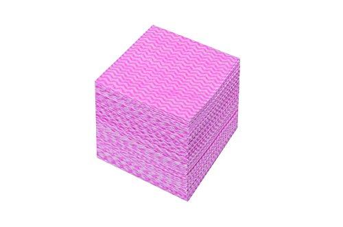 使いきりカウンタークロス ミニ ピンク 1セット 300枚:100枚×3パック