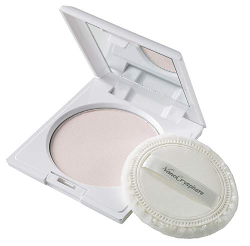 ホソカワミクロン化粧品 ナノクリスフェア パウダリーモイストプラスセット<9.5g>【パウダー美容液】