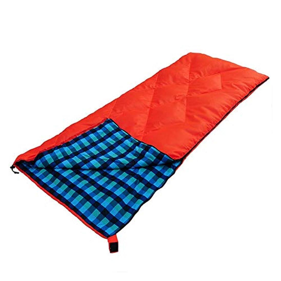ピジン打倒気を散らす寝袋キルト3シーズンキャンプブッシュ屋外屋外 秋と冬の屋外の大人の寝袋のキャンプのキャンプ、暖かい350g満ちることおよび換気、防水生地 さまざまな色とサイズで利用可能