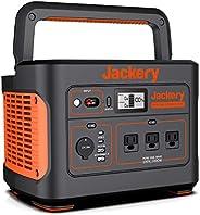 Jackery ポータブル電源 1000 超大容量278400mAh/1002Wh 家庭アウトドア両用バックアップ電源 PSE認証済 純正弦波 MPPT制御方式採用 AC(1000W 瞬間最大2000W)/DC/USB出