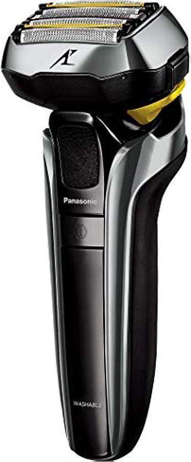 毛細血管憂慮すべきボリュームパナソニック ラムダッシュ メンズシェーバー 5枚刃 シルバー調 ES-LV9E-S