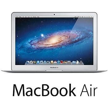 Apple MacBook Air 1.7GHz Core i5/13.3/4G/256G/802.11n/BT/Thunderbolt MC966J/A