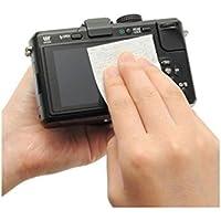 (まとめ)エツミ プロ用ガードフィルム キヤノン IXY600F 専用 E-7121〔×5セット〕