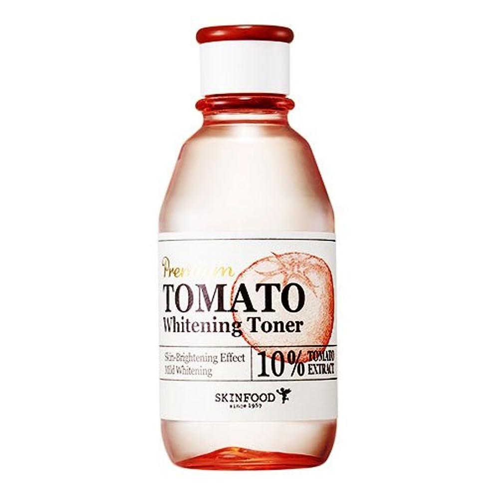 有益花輪宣言[スキンフード] SKINFOOD プレミアムトマトホワイトニングトナー Premium Tomato Whitening Toner (海外直送品) [並行輸入品]
